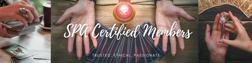 Seattle Psychics Association Certified Members