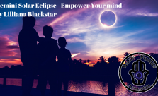 Gemini Solar Eclipse – Empower Your Mind